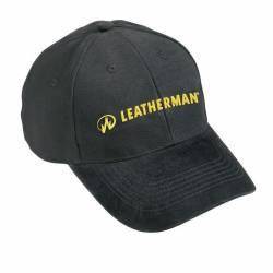 Casquette noire LEATHERMAN