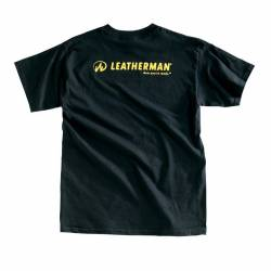 Tee Shirt noir LEATHERMAN